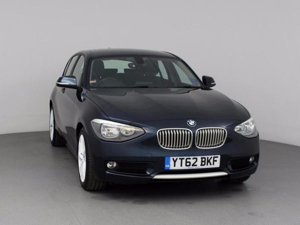 (2012) BMW 1 Series 118d Urban 5dr £1450 Of Extras - Luxurious Leather - Bluetooth Connection - £30 Tax