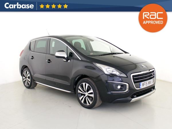 (2015) Peugeot 3008 2.0 e-HDi Hybrid4 Allure 5dr EGC Estate £525 Of Extras - Panoramic Roof - Satellite Navigation - Bluetooth Connection - Parking Sensors