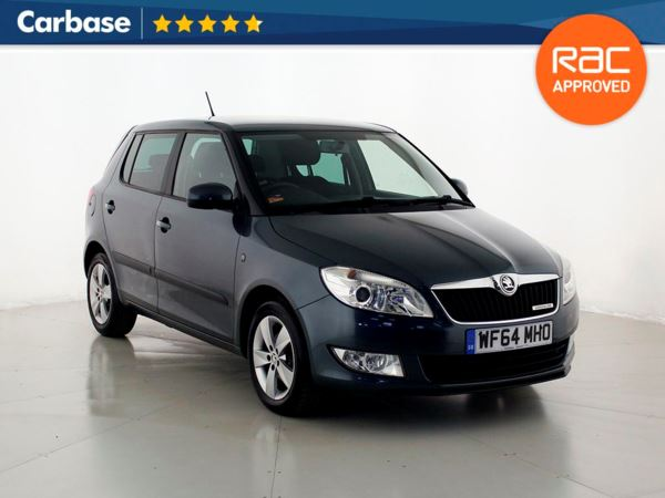 (2014) Skoda Fabia 1.2 TDI CR GreenLine II 5dr Aux MP3 Input - USB Connection - Cruise Control - Air Conditioning - Front Fogs - Engine Start Stop