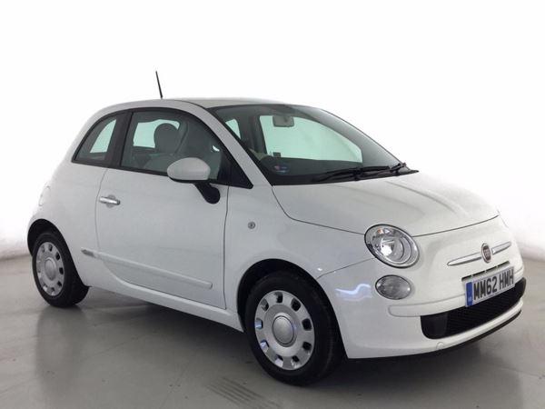 (2013) Fiat 500 1.2 Pop 3dr £30 Tax - 1 Owner