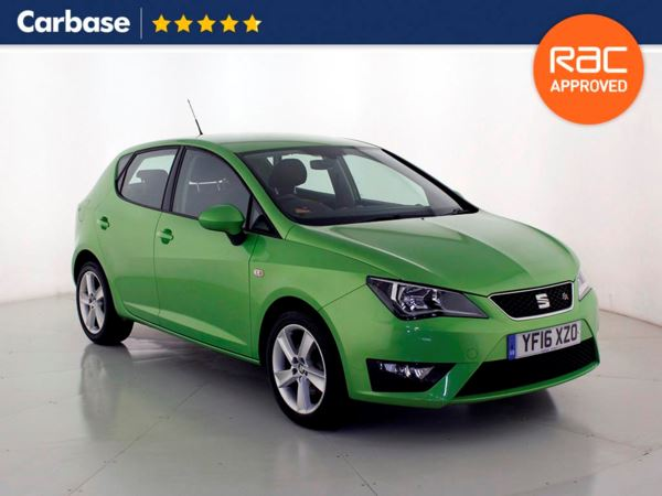 (2016) SEAT Ibiza 1.2 TSI 110 FR Technology 5dr Bluetooth Connection - DAB Radio - Rain Sensor - Cruise Control