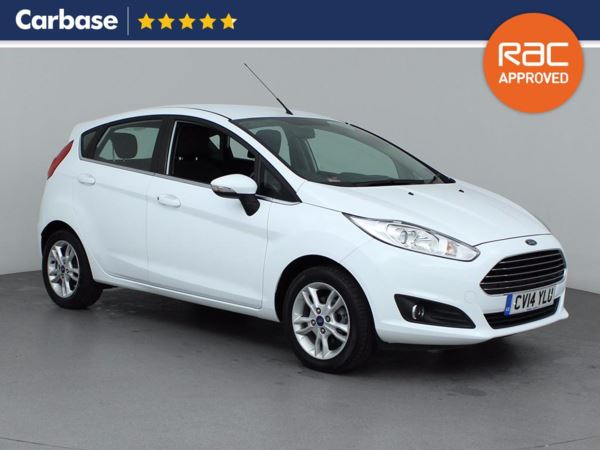 (2014) Ford Fiesta 1.6 Zetec 5dr Powershift Bluetooth Connection - Aux MP3 Input - USB Connection - 6 Speed - Air Conditioning