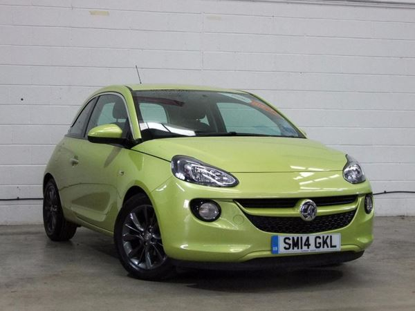 (2014) Vauxhall Adam 1.2i Jam 3dr £2645 Of Extras - Bluetooth Connection - Parking Sensors - DAB Radio