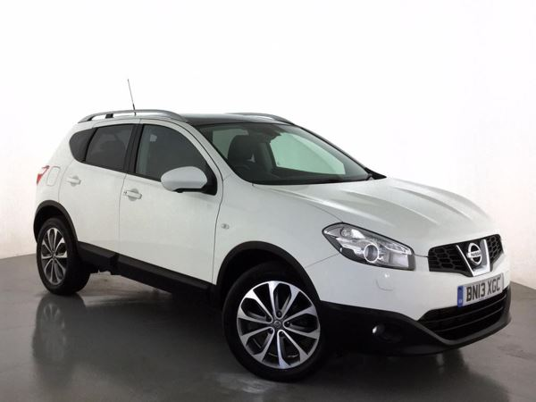 (2013) Nissan Qashqai 2.0 dCi Tekna 5dr Auto 4WD Panoramic Roof - Satellite Navigation - Bluetooth Connection - Aux MP3 Input