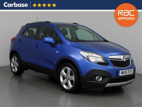 (2015) Vauxhall Mokka 1.7 CDTi Exclusiv 5dr - SUV 5 Seats Bluetooth Connection - £30 Tax - Parking Sensors - DAB Radio - Aux MP3 Input - USB Connection