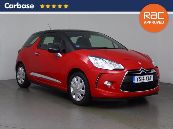 (2014) Citroen DS3 1.2 VTi DSign 3dr £1295 Of Extras - £20 Tax - Aux MP3 Input - Cruise Control - 1 Owner