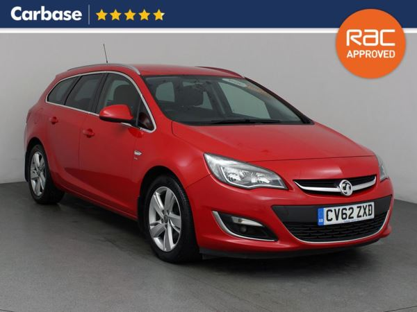 (2012) Vauxhall Astra 2.0 CDTi 16V SRi [165] 5dr [Start Stop] Estate Aux MP3 Input - Cruise Control - 6 Speed - Air Conditioning
