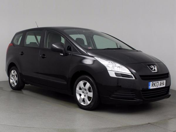(2013) Peugeot 5008 1.6 e-HDi 115 Access 5dr EGC £30 Tax - Aux MP3 Input - Air Conditioning - 1 Owner - Alloys