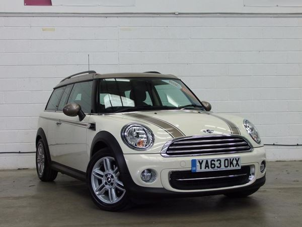 (2014) MINI Clubman 1.6 Cooper [122] 5dr Estate £5320 Of Extras - Satellite Navigation - Bluetooth Connection - Parking Sensors