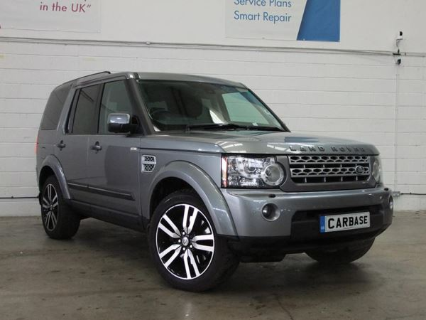 (2012) Land Rover Discovery 3.0 TDV6 HSE 5dr Auto £2925 Of Extras - Panoramic Roof - Satellite Navigation - Luxurious Leather