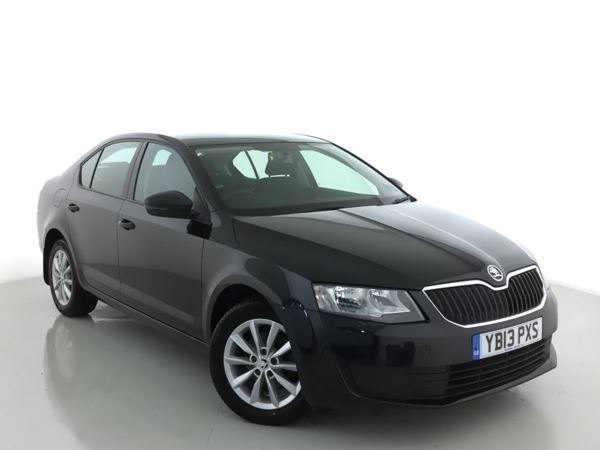 (2013) Skoda Octavia 1.6 TDI CR S 5dr Bluetooth Connection - Zero Tax - DAB Radio - Aux MP3 Input