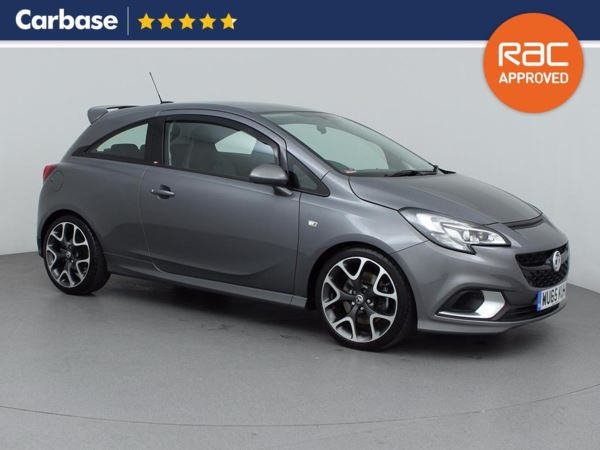 (2015) Vauxhall Corsa 1.6T VXR 3dr Bluetooth Connection - DAB Radio - Aux MP3 Input - USB Connection - Cruise