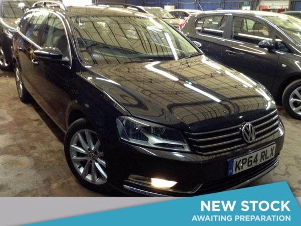 (2014) Volkswagen Passat 2.0 TDI Bluemotion Tech Executive 5dr £810 Of Extras - Satellite Navigation - Bluetooth Connection - £30 Tax