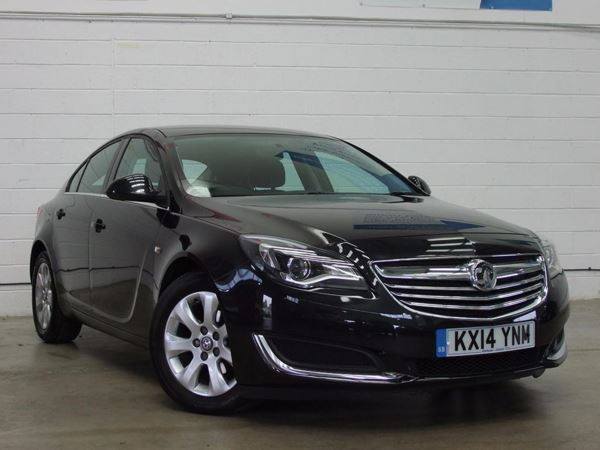 (2014) Vauxhall Insignia 2.0 CDTi [163] ecoFLEX Design Nav 5dr [Start Stop] £1745 Of Extras - Satellite Navigation - Bluetooth Connection - £30 Tax