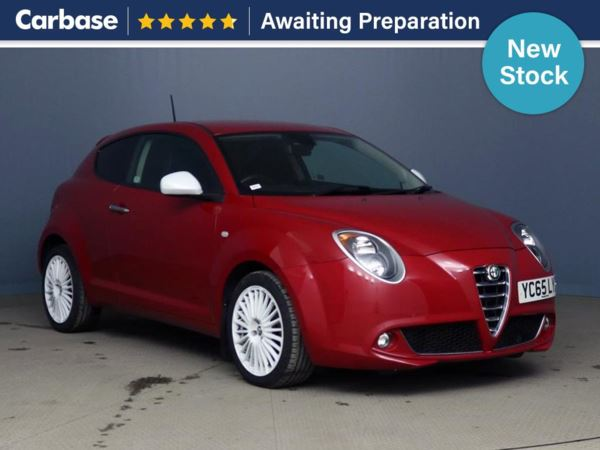 (2015) Alfa Romeo MiTo 0.9 TB TwinAir 105 Junior 3dr Bluetooth Connection - Aux MP3 Input - USB Connection - 1 Owner