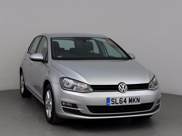 (2014) Volkswagen Golf 1.6 TDI 105 Match 5dr £2545 Of Extras - Bluetooth Connection - Zero Tax - Parking Sensors - DAB