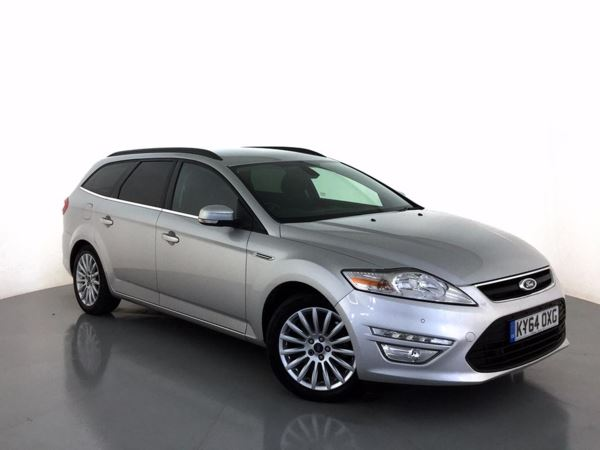 (2014) Ford Mondeo 2.0 TDCi 140 Zetec Business Edition 5dr Satellite Navigation - Bluetooth Connection - £30 Tax - Parking Sensors