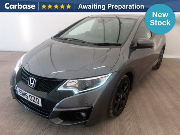 (2016) Honda Civic 1.6 i-DTEC Sport 5dr Bluetooth Connection - Parking Sensors - Cruise Control - 1 Owner - Climate Control - Alloys