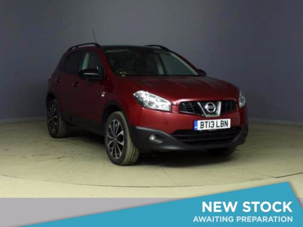 (2013) Nissan Qashqai 1.6 dCi 360 5dr [Start Stop] Panoramic Roof - Satellite Navigation - Bluetooth Connection - £30 Tax