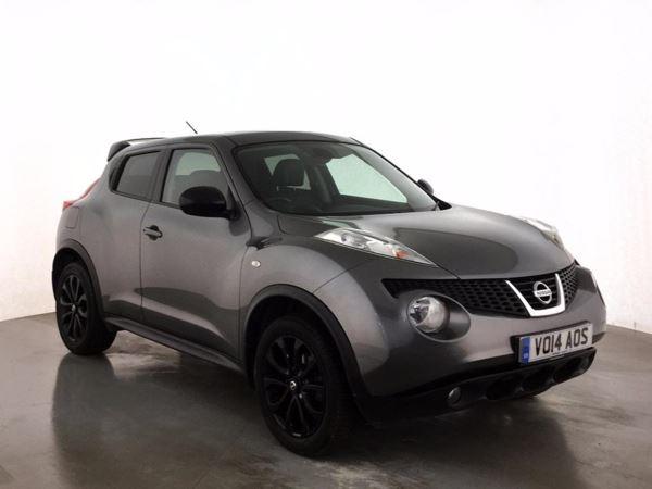 (2014) Nissan Juke 1.5 dCi Tekna 5dr [Start Stop] - SUV 5 Seats Satellite Navigation - Bluetooth Connection - £20 Tax - USB Connection