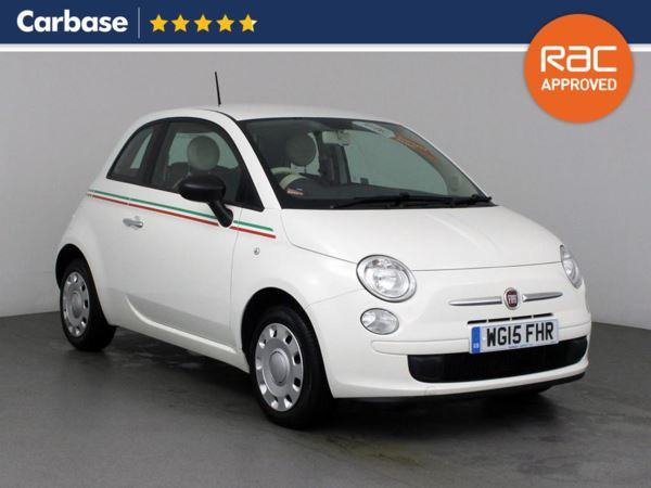 (2015) Fiat 500 1.2 Pop 3dr [Start Stop] £30 Tax - 1 Owner - Low Insurance