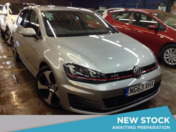 (2014) Volkswagen Golf 2.0 TSI GTI 5dr [Performance Pack] Bluetooth Connection - Parking Sensors - DAB - 6 Speed Manual