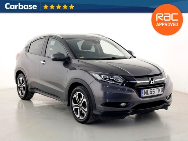 (2015) Honda HR-V 1.6 i-DTEC EX 5dr Panoramic Roof - Satellite Navigation - Luxurious Leather - Bluetooth Connection - Aux MP3 Input