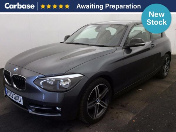 (2013) BMW 1 Series 118i Sport 3dr £605 Of Extras - Bluetooth Connection - DAB Radio - Aux MP3 Input