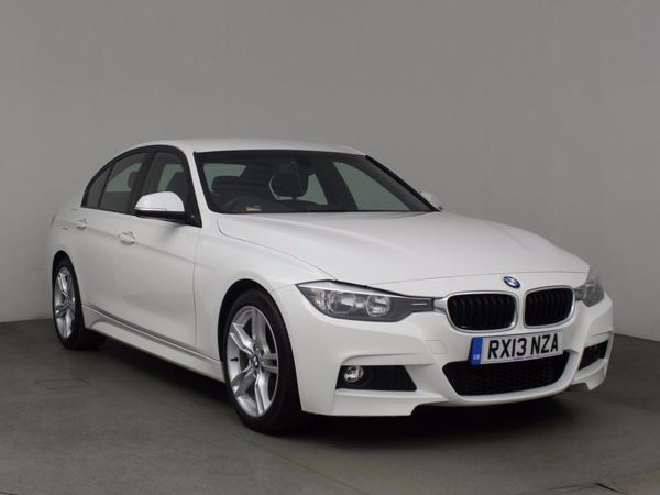 (2013) BMW 3 Series 320i M Sport 4dr £650 Of Extras - Luxurious Leather - Bluetooth Connection - Parking Sensors