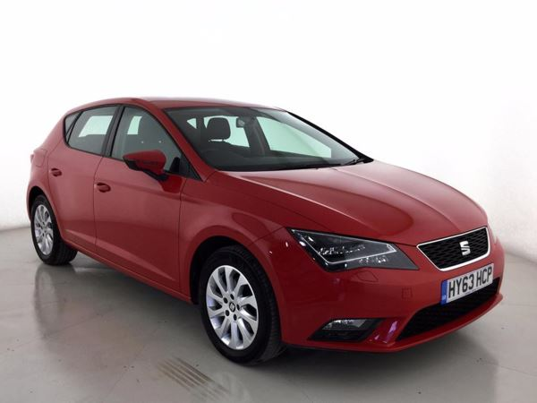 (2013) SEAT Leon 1.6 TDI SE 5dr [Technology Pack] £1340 Of Extras - Satellite Navigation - Bluetooth Connection - Zero Tax