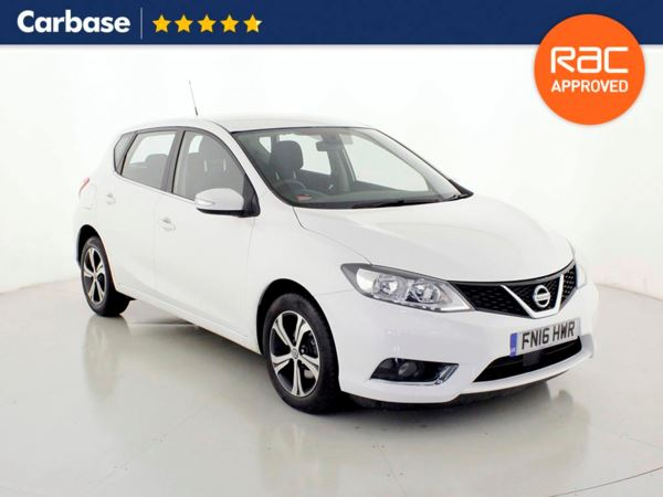 (2016) Nissan Pulsar 1.5 dCi Visia 5dr Bluetooth Connection - Aux MP3 Input - Cruise Control - 1 Owner