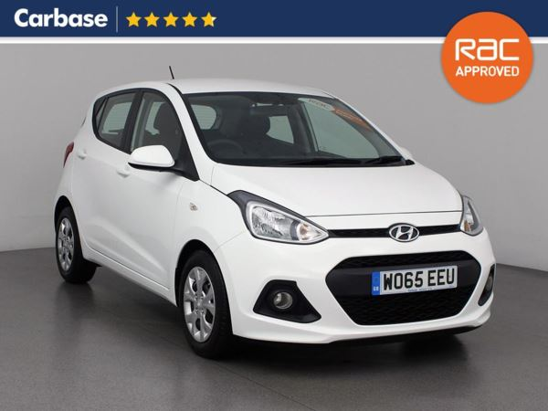 (2016) Hyundai i10 1.0 Blue Drive SE 5dr Aux MP3 Input - Cruise Control - 1 Owner - Air Conditioning