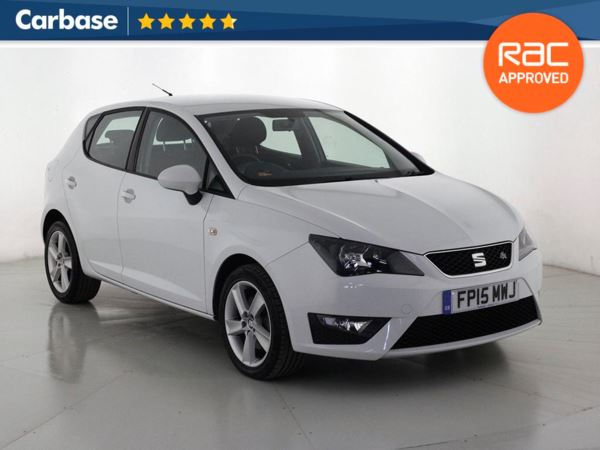 (2015) SEAT Ibiza 1.6 TDI CR FR 5dr Bluetooth Connection - Aux MP3 Input - Cruise Control - 1 Owner - Air Conditioning - Alloys