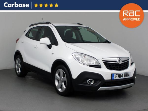 (2014) Vauxhall Mokka 1.7 CDTi Exclusiv 5dr - SUV 5 Seats Bluetooth Connection - Parking Sensors - DAB Radio - Aux MP3 Input - USB Connection - Rain Sensor