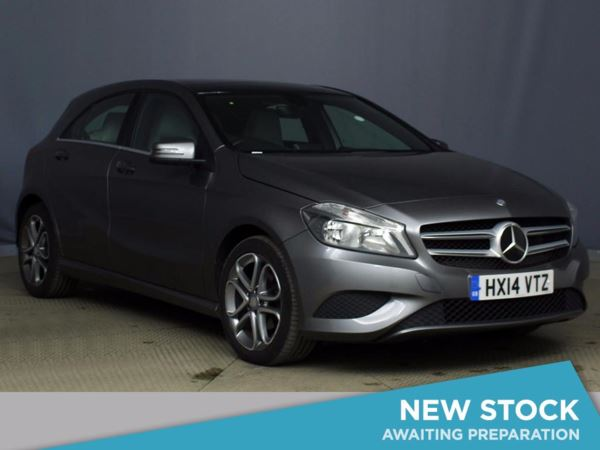 (2014) Mercedes-Benz A Class A180 CDI BlueEFFICIENCY Sport 5dr £1470 Of Extras - Panoramic Roof - Bluetooth Connection - £20 Tax - Rain Sensor