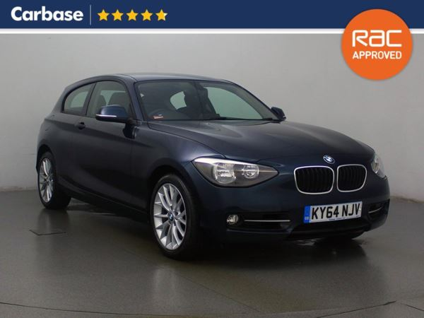 (2014) BMW 1 Series 120d Sport 3dr Satellite Navigation - Bluetooth Connection - Parking Sensors - DAB Radio
