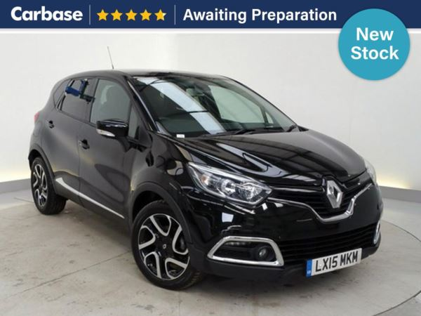 (2015) Renault Captur 1.5 dCi 90 Dynamique S MediaNav 5dr EDC - Mini SUV 5 Seats Satellite Navigation - Bluetooth Connection - Parking Sensors - Aux MP3 Input