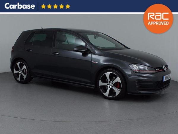 (2014) Volkswagen Golf 2.0 TSI GTI 5dr £3845 Of Extras - Panoramic Roof - Satellite Navigation - Bluetooth Connection