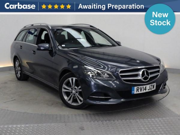 (2014) Mercedes-Benz E Class E300 BlueTEC Hybrid SE 5dr 7G-Tronic Estate £935 Of Extras - Satellite Navigation - Luxurious Leather - Bluetooth Connection - Parking Sensors