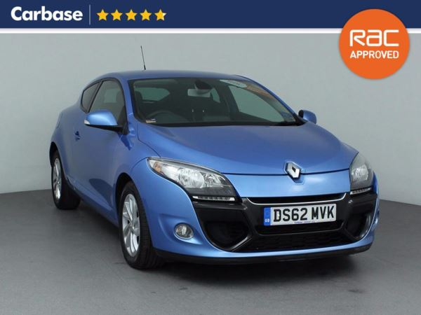 (2013) Renault Megane 1.5 dCi 110 Dynamique TomTom 3dr [Start Stop] Satellite Navigation - Bluetooth Connection - £20 Tax - Aux MP3 Input
