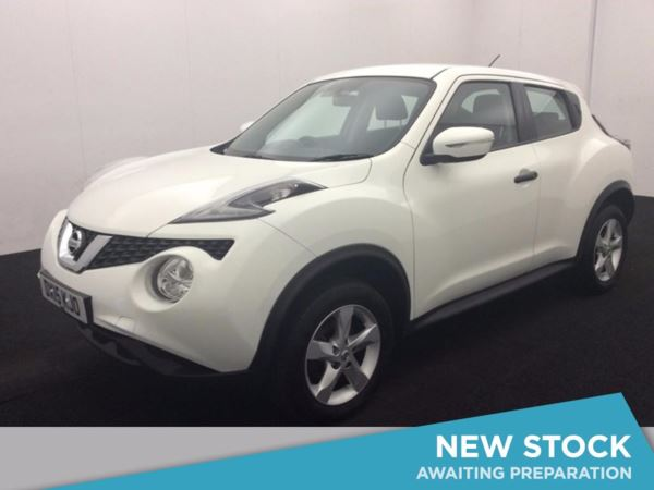 (2015) Nissan Juke 1.6 Visia 5dr Aux MP3 Input - Air Conditioning - 1 Owner