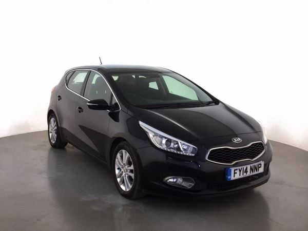 (2014) Kia Ceed 1.6 CRDi 2 EcoDynamics 5dr Bluetooth Connection - Zero Tax - USB Connection - Cruise Control