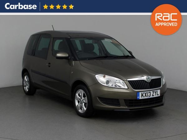 (2013) Skoda Roomster 1.6 TDI CR 105 SE 5dr - MPV 5 Seats Panoramic Roof - Parking Sensors - Aux MP3 Input - 1 Owner