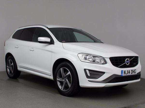 (2014) Volvo XC60 D4 [181] R DESIGN Nav 5dr £1240 Of Extras - Satellite Navigation - Bluetooth Connection - £30 Tax