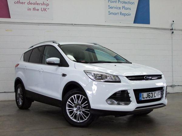 (2013) Ford Kuga 2.0 TDCi Titanium 5dr 2WD - SUV 5 Seats £875 Of Extras - Bluetooth Connection - Parking Sensors - DAB Radio