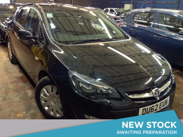 (2012) Vauxhall Astra 1.7 CDTi 16V ecoFLEX Exclusiv 5dr [99g/km] Zero Tax - Aux MP3 Input - Cruise Control - 6 Speed - Air Conditioning
