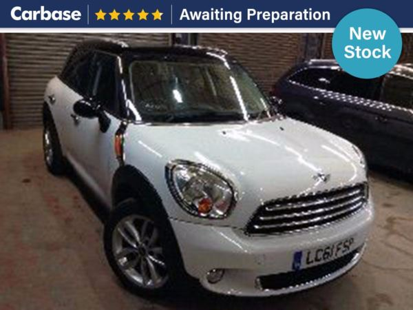 (2011) MINI Countryman 1.6 Cooper D 5dr £3135 Of Extras - Luxurious Leather - Bluetooth Connection - £30 Tax