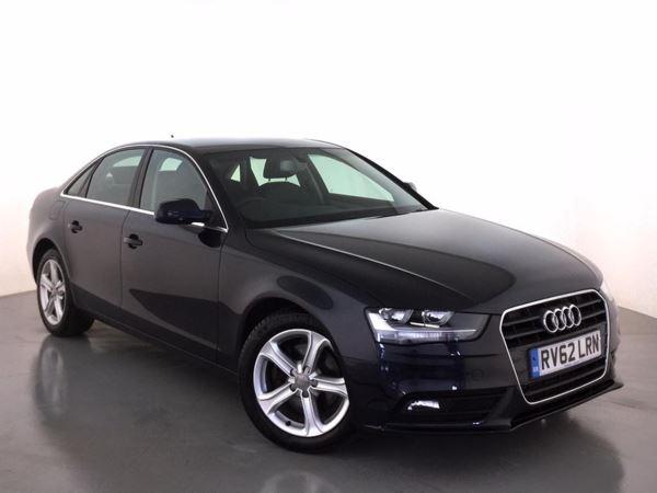 (2012) Audi A4 2.0 TDI 177 SE Technik 4dr £895 Of Extras - Satellite Navigation - Luxurious Leather - Bluetooth Connectivity