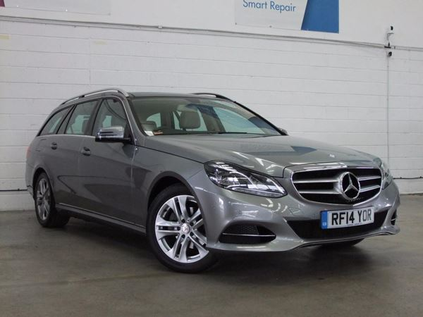 (2014) Mercedes-Benz E Class E220 CDI SE 5dr Estate 7G-Tronic With Paddle Shift £2650 Of Extras - Panoramic Roof - Satellite Navigation - Luxurious Leather