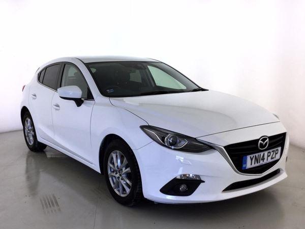 (2014) Mazda 3 2.2d SE-L 5dr Bluetooth Connection - £20 Tax - Parking Sensors - Aux MP3 Input - Rain Sensors